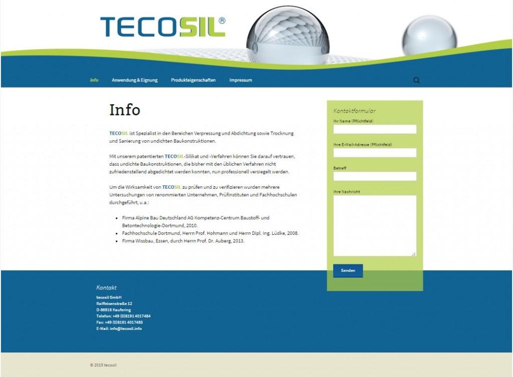 tecosil.info